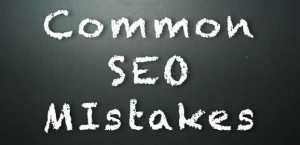 Most Common Website SEO Mistakes